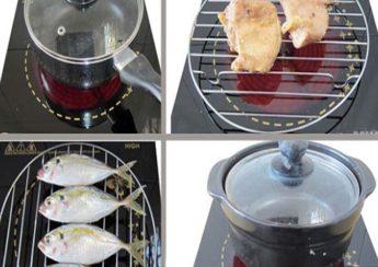 Xoong nồi nhôm có dùng được cho bếp hồng ngoại